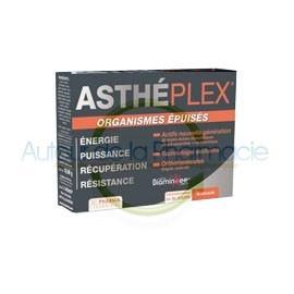 Asthéplex - ORGANISMES ÉPUISÉS - 30 gélules