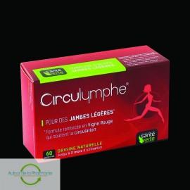 Santé Verte - Circulymphe Circulation et Jambes Lourdes - 60 cp