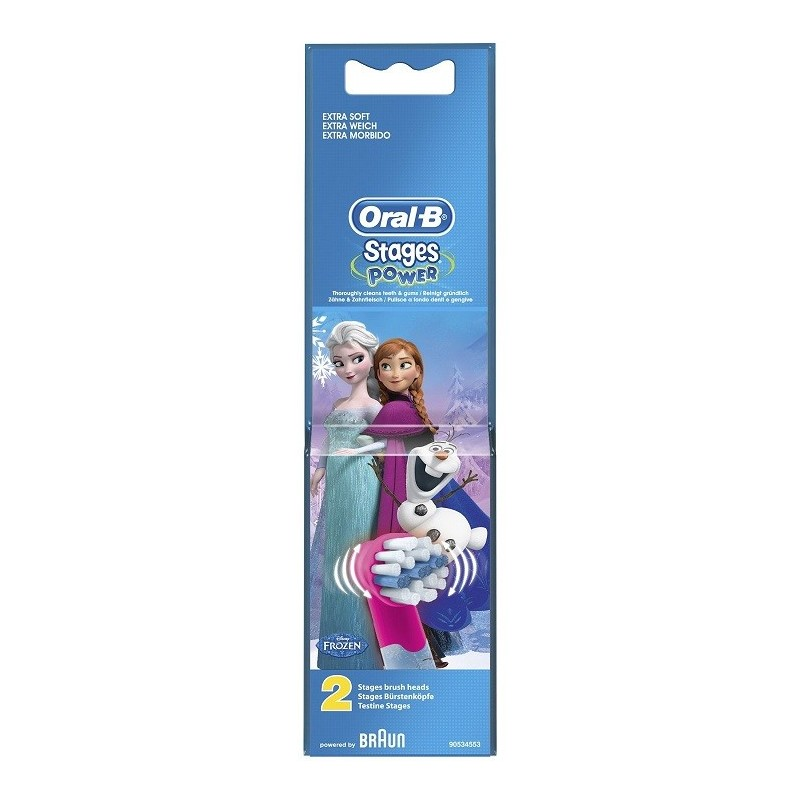 oral b recharge brossettes brosse dents electrique enfants 5 ans et reine des neiges. Black Bedroom Furniture Sets. Home Design Ideas