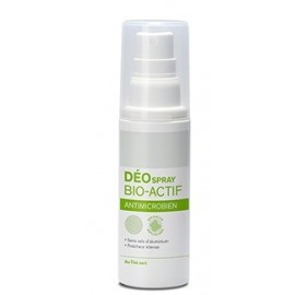 Déo Spray Bio-Actif Antimicrobien au Thé Vert - 100 ml