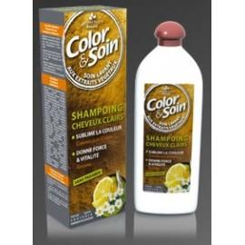 Color et Soin - Shampoing Cheveux Cheveux Colorés Clairs - 250 ml