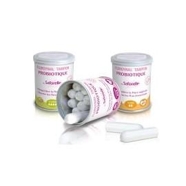 "Saforelle - Florgynal ® Tampon ""Normal"" Probiotique - 12 tampons"