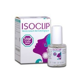 Isoclip - Vernis anti-allergie bijoux - Flacon 10ml