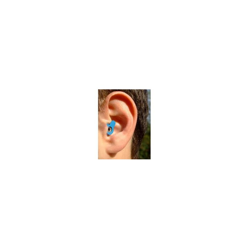 Auricular plug bouchon oreille piscine 1 paire for Bouchons oreilles piscine