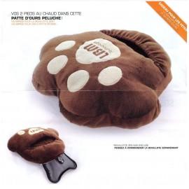 Patte d'ours pour Bouillotte Electrique - ZEN Collection