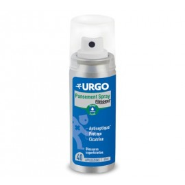 URGO - Pansement Seconde Peau - Spray 40 ml