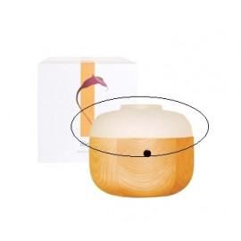 Pranarôm - Verrerie Cloche Pour diffuseur lilien