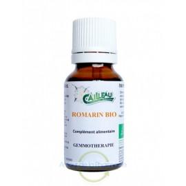 Cailleau Herboristerie - Romarin gemmothérapie BIO - 15 ml