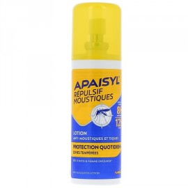 APAISYL - REPULSIF MOUSTIQUE PROTECTION QUOTIDIEN - 90ml