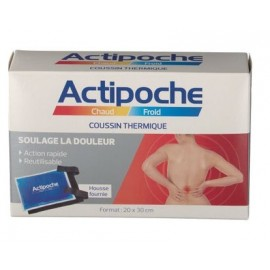 Cooper - Actipoche Poche Gel Chaud Froid - 20X30 cm