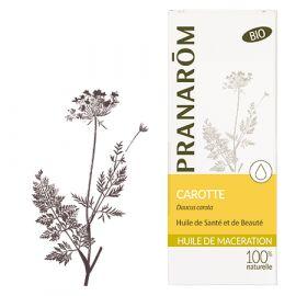 Pranarôm - Huile de Macération Bio Carotte - 50 ml