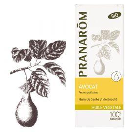 Pranarôm - Huile Végétale Bio Avocat - 50 ml