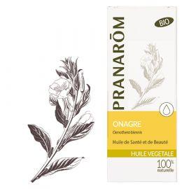 Pranarôm - Huile Végétale Bio Onagre - 50 ml