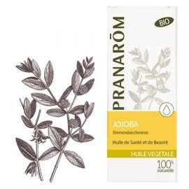 Pranarôm - Huile Végétale Vierge Jojoba - 50 ml