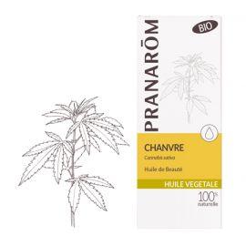 Pranarôm - Huile Végétale Vierge Chanvre - 50 ml