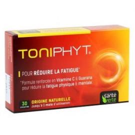Santé Verte - Toni'Phyt - Fatigues Physiques et Mentales - 30 cps