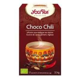 Yogi Tea - Choco Chili - 17 sachets