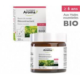 Le Comptoir Aroma - Baume Décontractant - 50 ml