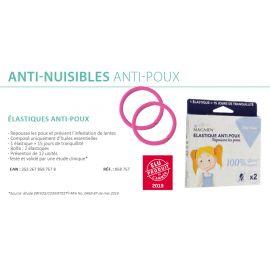 Magnien - Elastique anti-poux