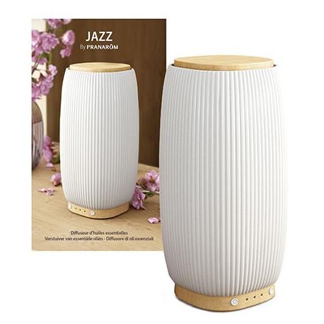 Pranarôm - Diffuseur Jazz Céramique et Bambou