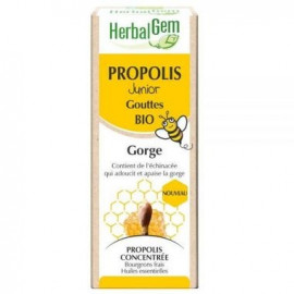 Herbalgem - BIO - Propolis Junior Gouttes - 15 ml