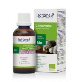 Ladrôme - Extrait De Plante Fraîche Biologique - Gingembre - 50 ML