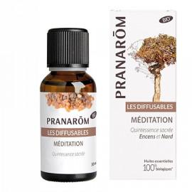 Pranarôm - Les Diffusables BIO Méditation - 30 ML