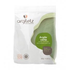 Argiletz - Argile Verte Ultra Ventilée - 300Gr