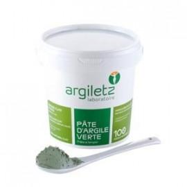 Argiletz - Pate d'Argile Verte - Pot de 1 Kg