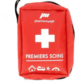 Pharmavoyage - Trousse de Secours - Premiers Soins