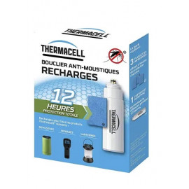Thermacell - Recharges Bouclier Anti-moustiques - 48H Protection totale