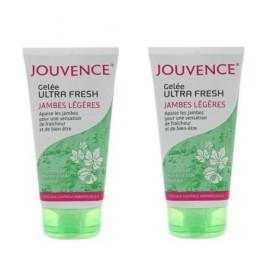 Jouvence - Gelée Ultra Fresh Jambes Légères - Lot de 2 tubes de 150 ml