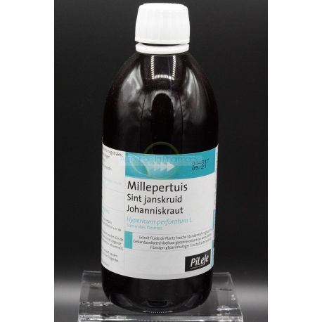 EPS Millepertuis - Flacon 500 ml - EPS phytostandard - phytoprevent