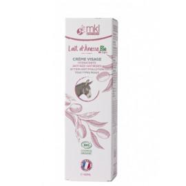 MKL - Crème visage Lait d'Anesse Bio - 40 ml