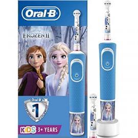 Oral-B Stages Power - Brosse à Dents Electrique Enfants 3 ans et + - Reine des Neiges