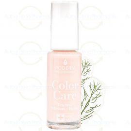 Poderm - Vernis Tea Tree Color Care - Couleur: Rose Poudrée - 8 ml