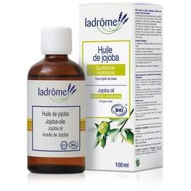 Ladrôme - Huile Végétale Nutritive Bio - Jojoba - 100 ML