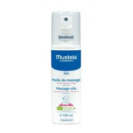 Mustela Bébé - Huile De Massage Corps Hydratante - Spray De 100 Ml