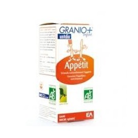Granion - Granio+ Enfant Appétit - 125 ml