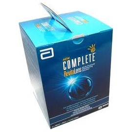 Complete - Solution Multi Usage Lentilles Souples Easy Rub Formula - 3x360 Ml + étius