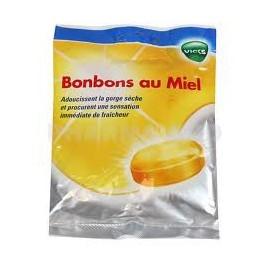 Vicks - Bonbons au Miel - Sachet de 20 Bonbons