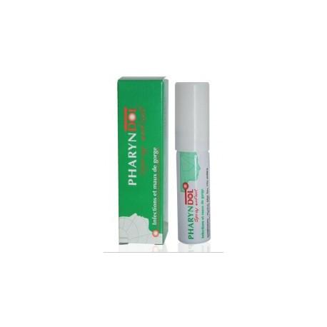 Pharyndol - Spray Buccale Maux de Gorge Adulte - 30 ml