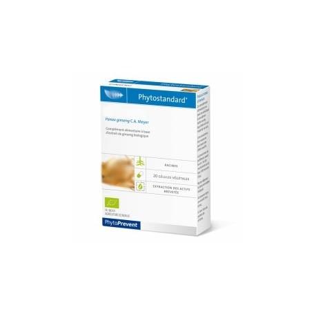 Phytostandard - Complément Alimentaire 20 Gélules - Eschscholtzia