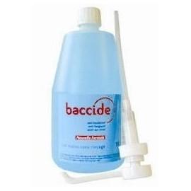Baccide - Gel Hydroalcoolique Mains Sans Rinçage - 1 Litre