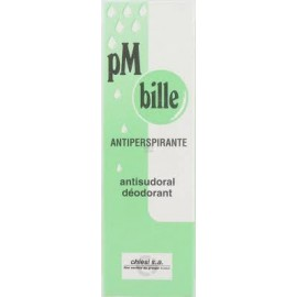 PM Bille - Antitranspirant - Tube de 60 grammes