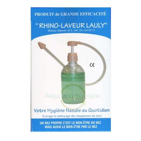 Rhino laveur lauly hygi ne nasale quotidienne autour de la pharmacie - Appareil pour couper les poils du nez ...
