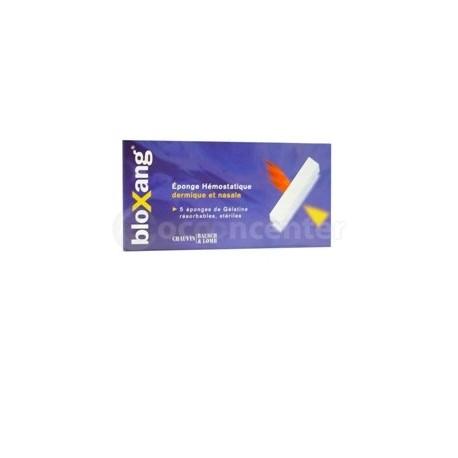 Bloxang - éponge hémostatique - par 5