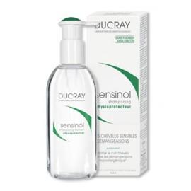 Ducray - Sensinol - Shampoing Sensibilité - Flacon Pompe 200 ml