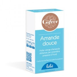 Gifrer - Huile D'Amande douce - 56 ml