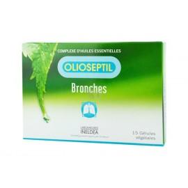 Olioseptil - Formule Bronche Aux Huiles Essentielles - Boite de 15 Gelules